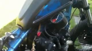 1972 Honda CB450 bobber/ chopper