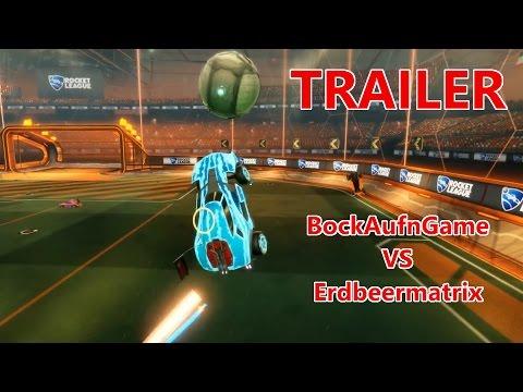 BockAufnGame 🎮 VS Erdbeermatrix 🍓 TRAILER