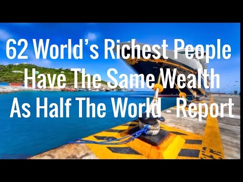 62 World's Richest People Have The Same...