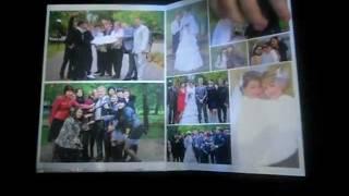 """Фотокнига Свадебная от студии дизайна и печати """"Реша"""""""