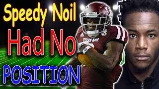From #1 Ranked Player to UNDRAFTED! What Happened To Speedy Noil?