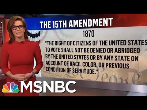 Why You Vote: Native Americans Still Struggle With Voting Rights | Velshi & Ruhle | MSNBC