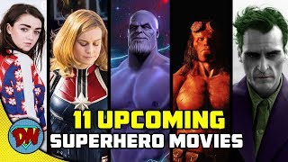 11 Upcoming Superhero Movies in 2019 | Explained in Hindi