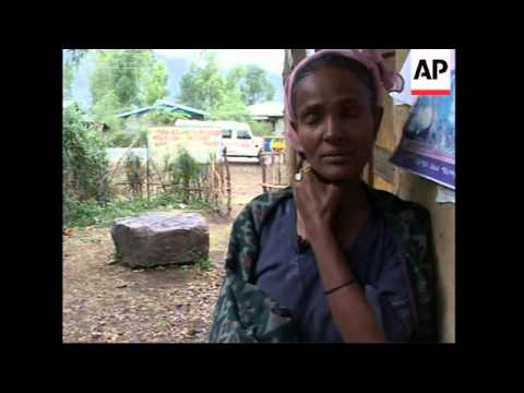 Ethiopian girls forced into underage marriages