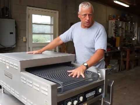 Italforni Soloforni Stone Based Conveyor Pizza Oven Doovi
