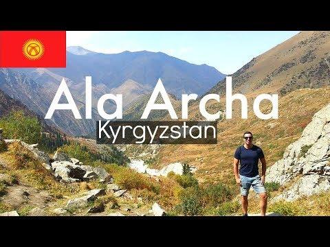 Kyrgyzstan Travel - ALA ARCHA TREKK!