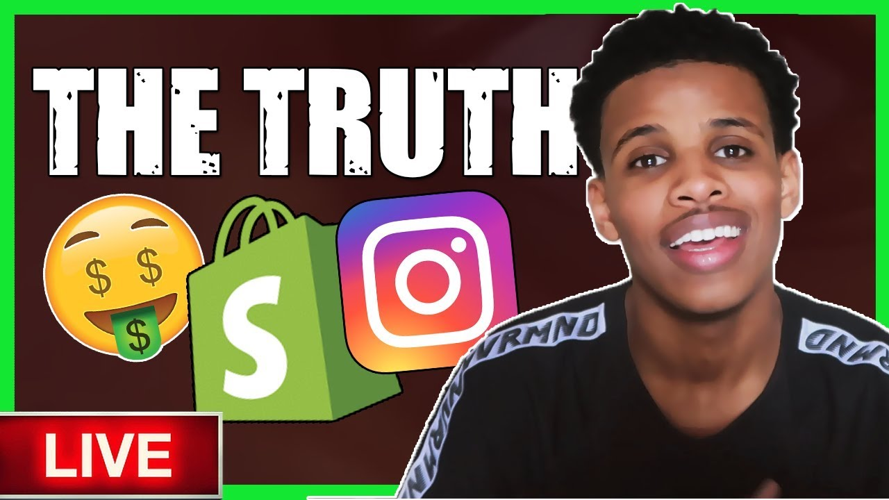 THE TRUTH ....Shopify