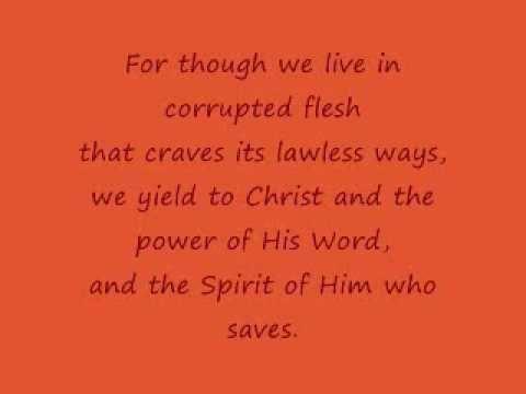 fight the good fight of faith.wmv