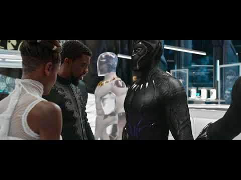 Marvel Studios' Black Panther   New King