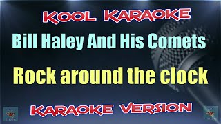 Bill Haley and his comets - Rock around the clock (Karaoke Version) NVT