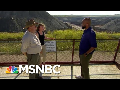Series Of Coal Bankruptcies Roils Miners | All In | MSNBC