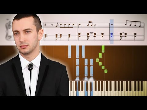 JUMPSUIT twenty one pilots  Piano Tutorial + SHEETS