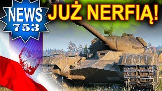 Polska ósemka - już nerfią! :( - NEWS - World of Tanks