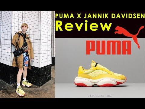 PUMA X JANNIK DAVIDSEN Sneakers