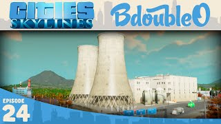 Cities Skylines Gameplay :: Need More Power! Part 24