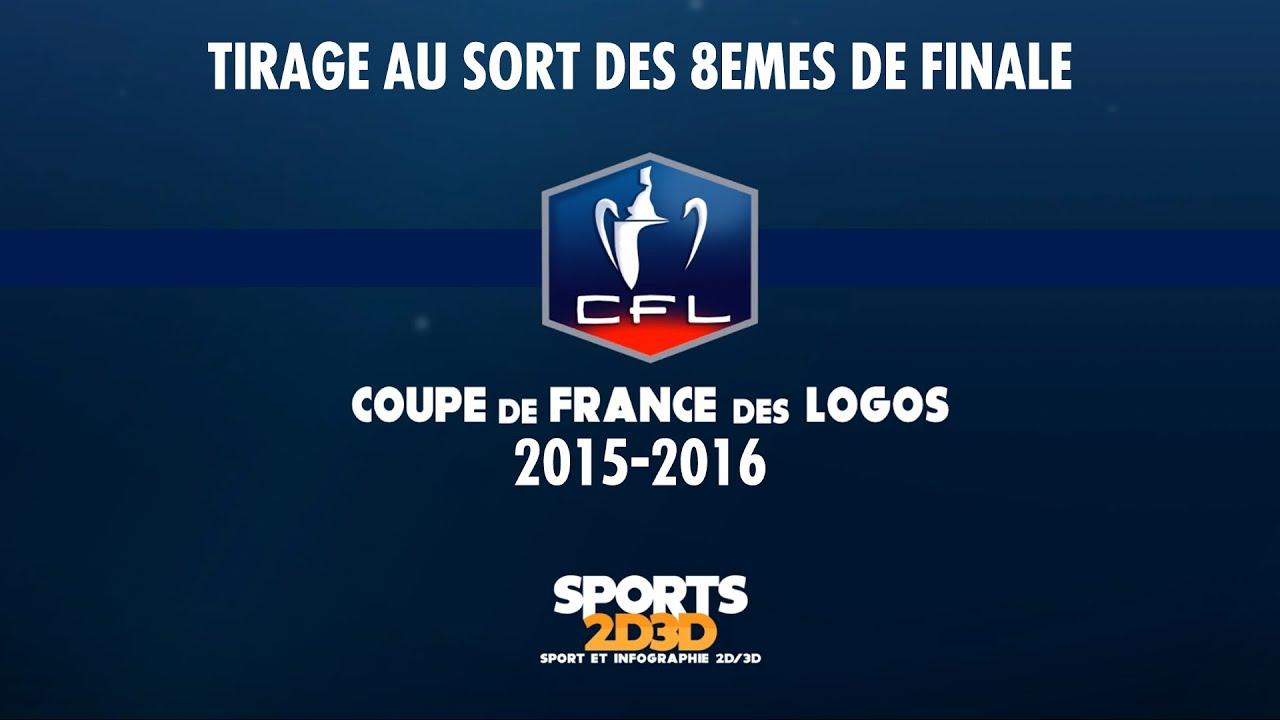 Tirage au sort 8 mes de finale coupe de france des logos - Tirage au sort 16eme de finale coupe de france ...
