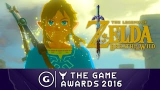 Life in the Ruins Trailer - The Legend of Zelda: Breath of the Wild | The Game Awards 2016
