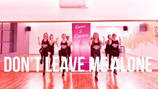 'Don't Leave Me Alone' David Guetta feat Anne-Marie Remix - Dance 2 Enhance Fitness