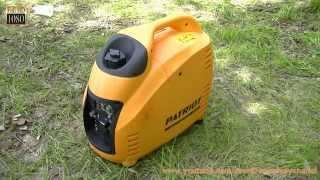 видео Инверторные генераторы