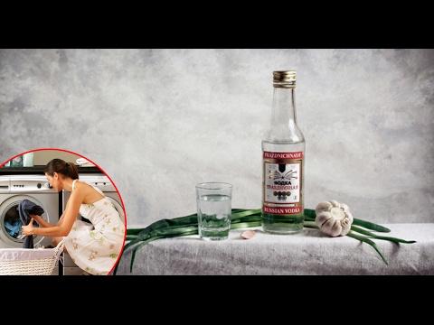ТОП-25 лайфхаков с водкой или 25 нестандартных способов применения водки в быту