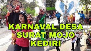 Download Mp3  Full Video  Karnaval Desa Surat Mojo Kediri - Part 1