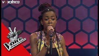 Intégrale Lydie Audition à l'aveugle  TheVoiceAfrique francophone 2017