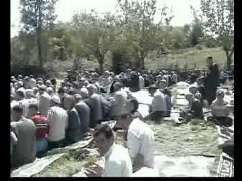 Boyabat Emiroglu Divani Hocalı Köyü Keskek Yagmur duasi 8 Video 2008