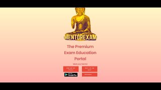 Mentorexam.com tutorial how to prepare for NEET-SS superspeciality entrance exam mcq exam simulation