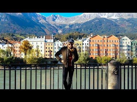 1 DAY IN INNSBRUCK, AUSTRIA