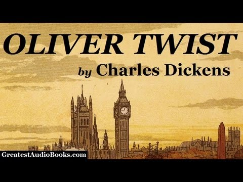 OLIVER TWIST by Charles Dickens - FULL AudioBook | Greatest