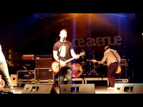 Boyce Avenue - (Justin Timberlake] Lovestoned Live at Columbia Club 03.11.2010 [HD & HQ]