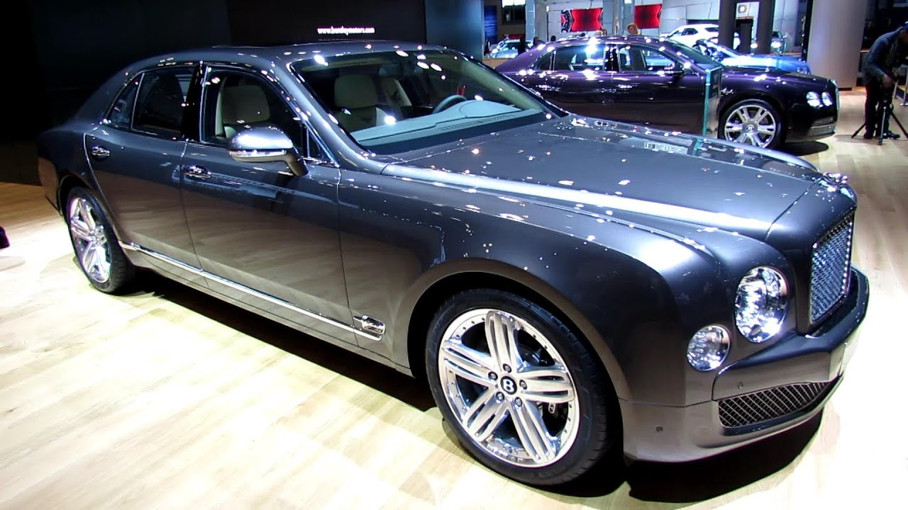 2014 bentley mulsanne exterior and interior walkaround 2013 2014 bentley mulsanne exterior and interior walkaround 2013 new york auto show youtube vanachro Images