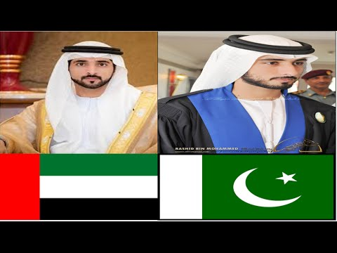 Newly Elected King and Head of State (Prime Minister)- UAE: WATCH FULL.