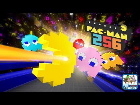 PAC-MAN 256: Endless Maze - The Glitch That Keeps Coming For You (Android Gameplay)