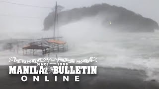 typhoon-hagibis-approach-brings-strong-waves-japan-shore