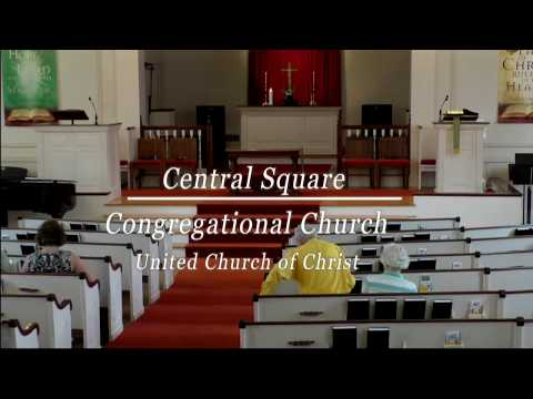 Central Square Congregational Church Sunday Worship 06/18/2017