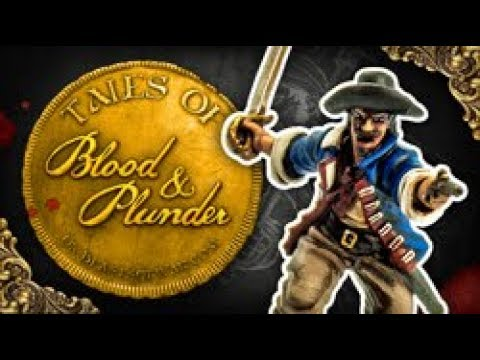 Tales of Blood and Plunder - Brethren of the Coast Vs. French Caribbean Militia