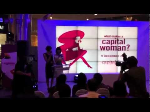 Capital FM 88.9 - official launch of Malaysia's first women's radio station