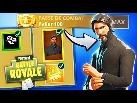 OPTIMISER LE PASSE DE COMBAT POUR ÊTRE PALIER 100 ! (Fortnite Battle Royale)