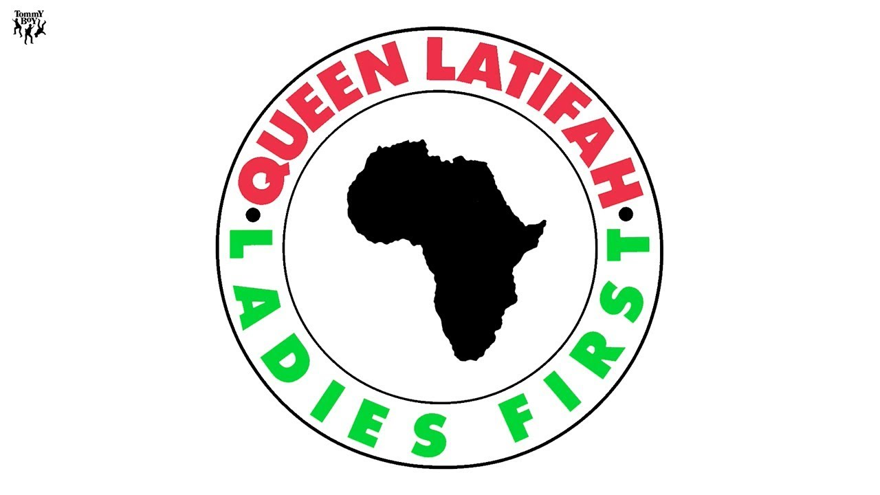 Image result for Queen Latifah - Ladies First (feat. Monie Love) [Queen Latifah - Monie Love Bonus Beats]