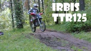 Подробный обзор IRBIS TTR 125 2013