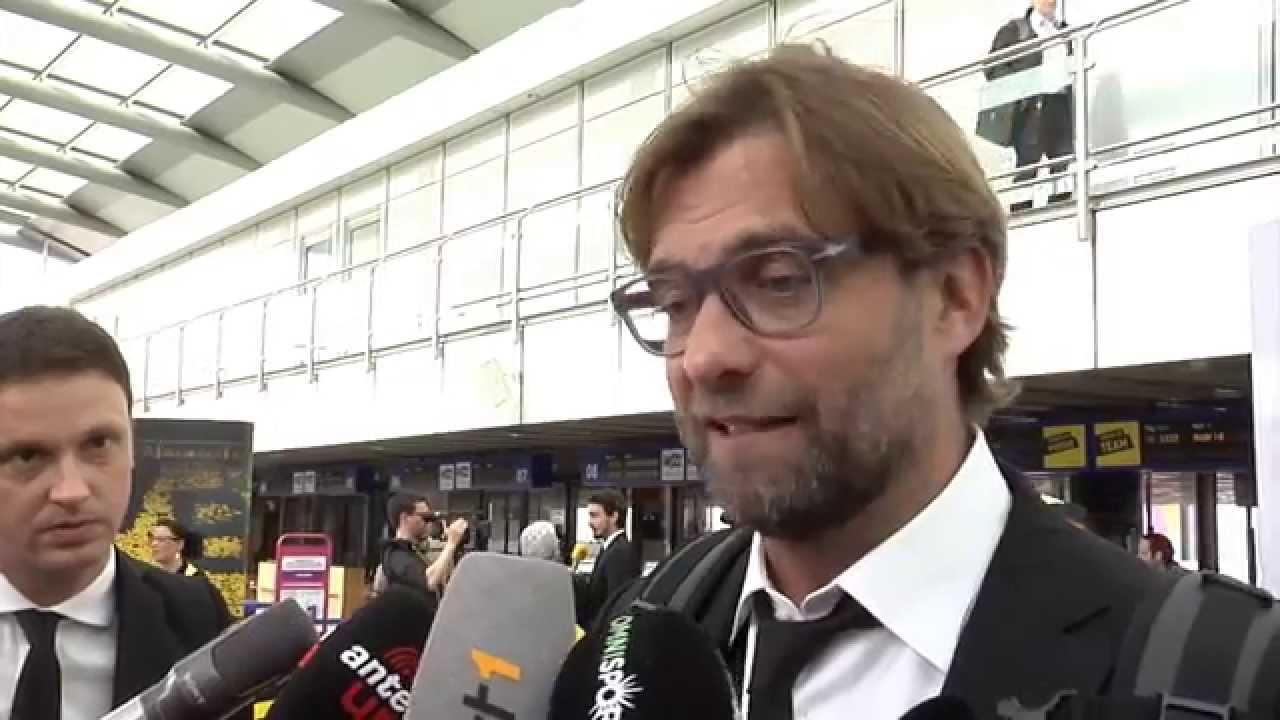 Aschenbrödel Jürgen Klopp erklärt, was zählt: die Defensive | Real Madrid - Borussia Dortmund