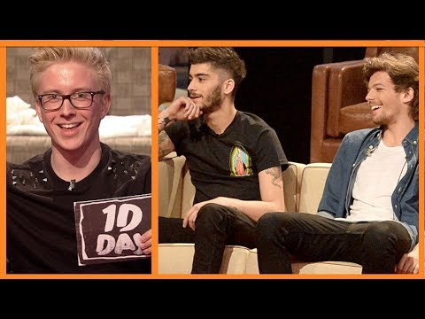 What Harry Styles Smells Like | One Direction Q&A | Tyler Oakley