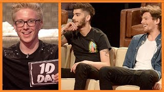 Video What Harry Styles Smells Like | One Direction Q&A | Tyler Oakley download MP3, 3GP, MP4, WEBM, AVI, FLV Desember 2017