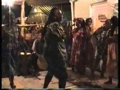 Malaki à Grap a Kongo Guadeloupe.wmv