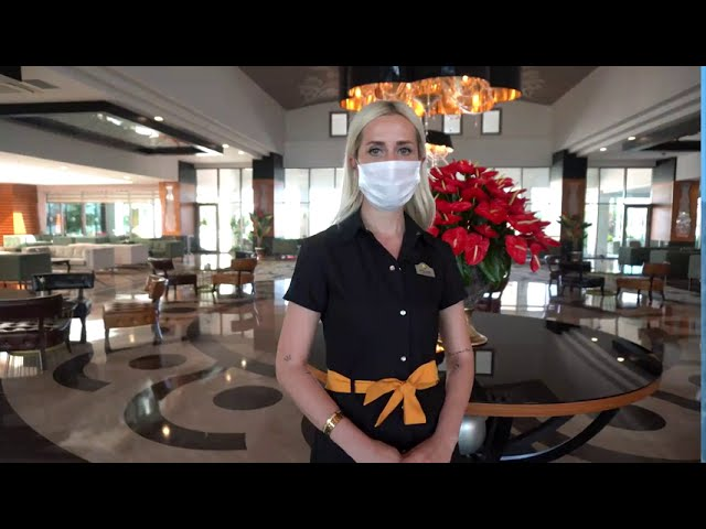 Markam Reklam -  Port Nature Luxury Resort Hotel Rusça Tanıtım