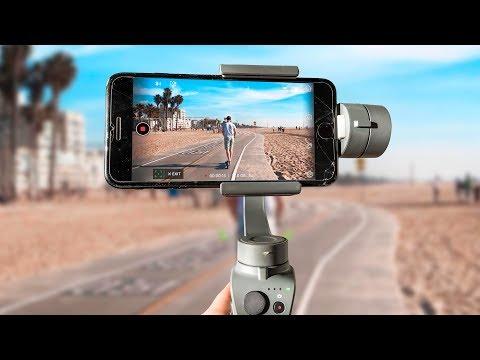 DJI OSMO Mobile 2 - The Perfect Smartphone Gimbal?