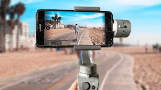 Video DJI OSMO Mobile 2 - The Perfect Smartphone Gimbal? download MP3, 3GP, MP4, WEBM, AVI, FLV Oktober 2018