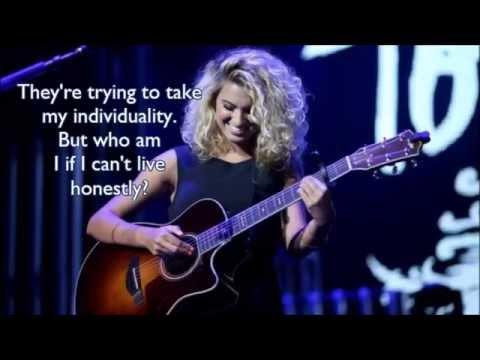 Where I Belong (Live) - Tori Kelly (Lyrics)