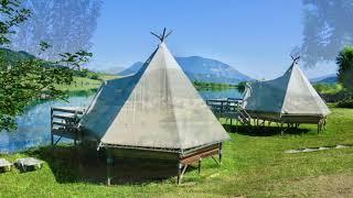 2019 07 Camping lac du lit du Roi